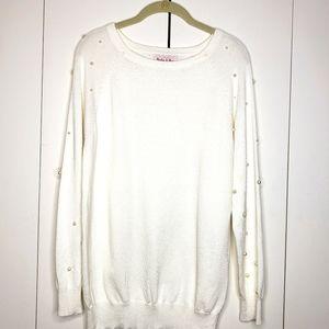 Harlow & Rose Ivory Sweater